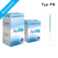 AcuTop® Acupuncture Needle, Type PB