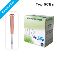 AcuTop® Acupuncture Needle, Type 5CBs